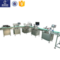 Machinery industrial food grade flavor eliquid filling machine jam filling line