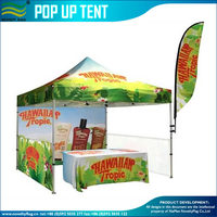 3x3 meters waterproof promotional display customized event tent