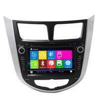 factory wholesale good quality car dvd gps navigation touch for hyundai verna fluidic FM/GPS/DVD/Bluetooth/USB/WIFI