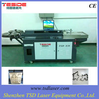 Newest style used in packing mould making,die making,box making,automatic rule bending machine
