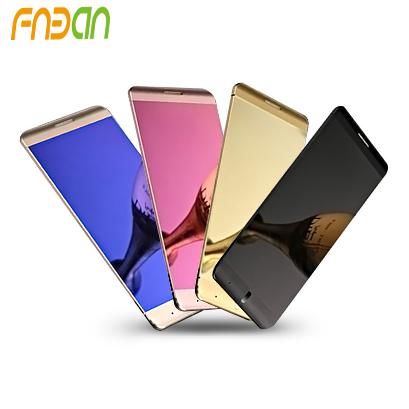 2017 Original Super Mini Ultrathin Card Luxury Anica A7 cell <strong>Phone</strong>