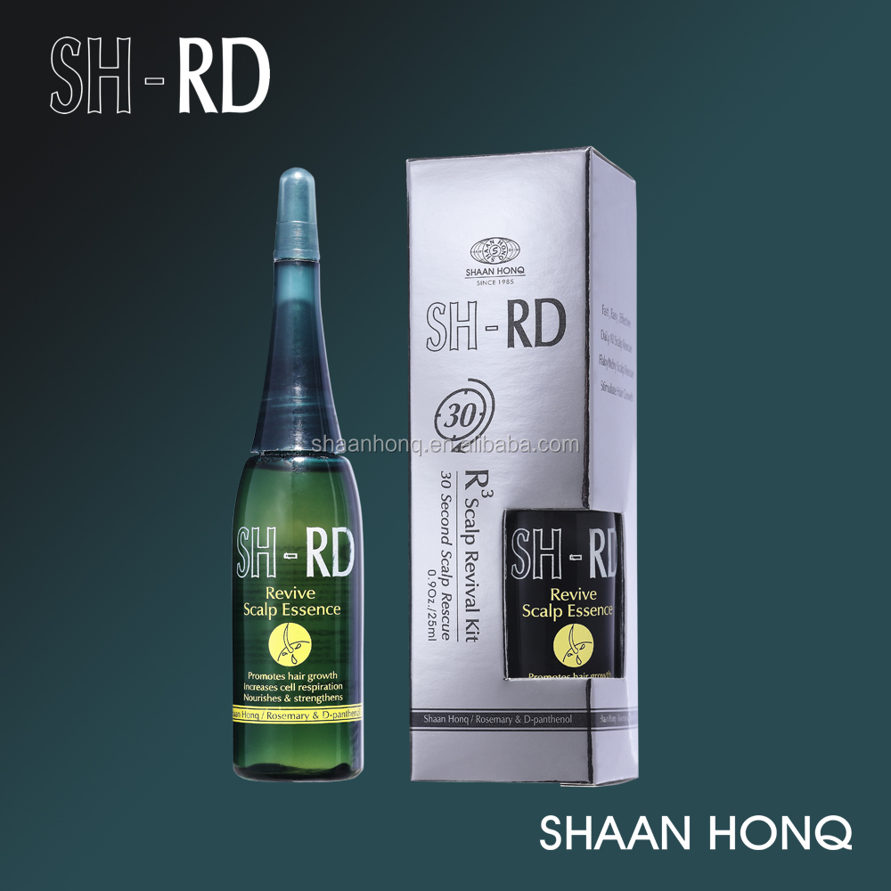 SHRD R3 Revive Scalp Essence for Hair Growth Hair loss For men