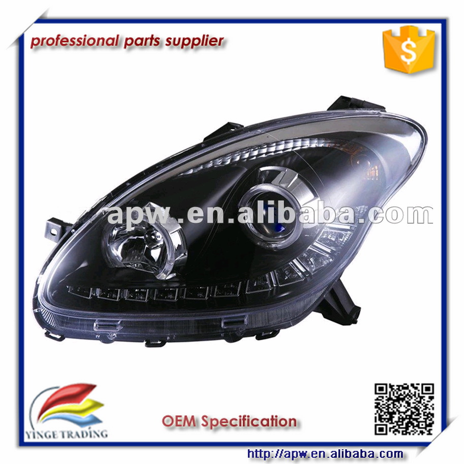 Front Led Car Headlamps for Toyota Myvi