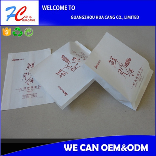 Food Contact Paper Bags for Deli Food
