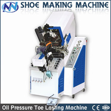 Fully Automatic Oil pressure Toe Lasting Machine\shoe making machine