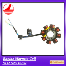 Factory Quality LX110CC magneto coil loncin motorcycle parts