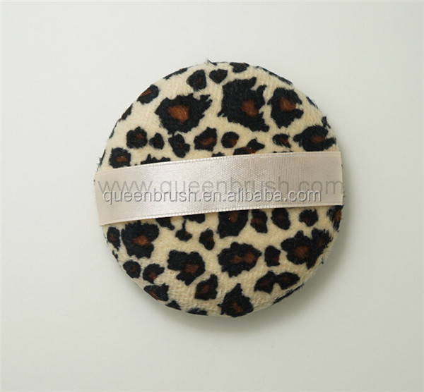 Recycle Velvet Makeup Puff with Sale by Bulk