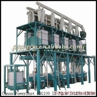 6FTF-60 flour and semolina mill plant