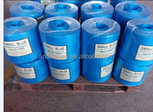 Polypropylene agricultural twine,tomato twine