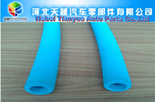industrial soft silicone rubber hose / rubber foam tube