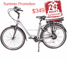 Poodle , 700c lady city electric bike, New model e bike electric bicycle