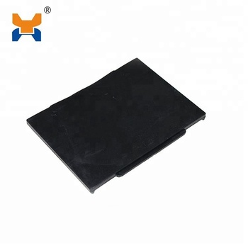 manufacture oem contract sample rail rubber tie plate pad