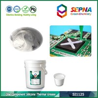 High quality low viscosity silicone electrical insulating grease for Computers SI1125