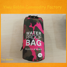 Best Selling Double Wholesale Dry Bag With Shoulder Straps, Custom Logo Waterproof Bag, Ocean Pack for Swimming GBIY-388