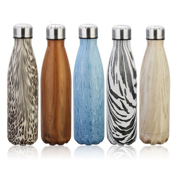 DSO8 17oz Double Wall Vacuum Insulated Stainless Steel Water Bottle Perfect for Outdoor Sports Camping Hiking Cycling Picnic