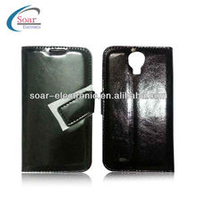 Hot Selling Wallet Leather Case for Samsung Galaxy S4 Active i9500