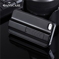 Danycase for iphone4/4s lighter phone case Black