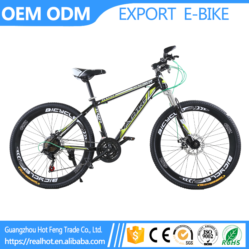 High Quality 21 Speed Off Road Mountain 27.5 inch Chinese Factory wholesale bicycles