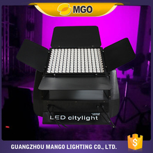 Outdoor Led Wall Washer 180*3W RGB Led City Color Light