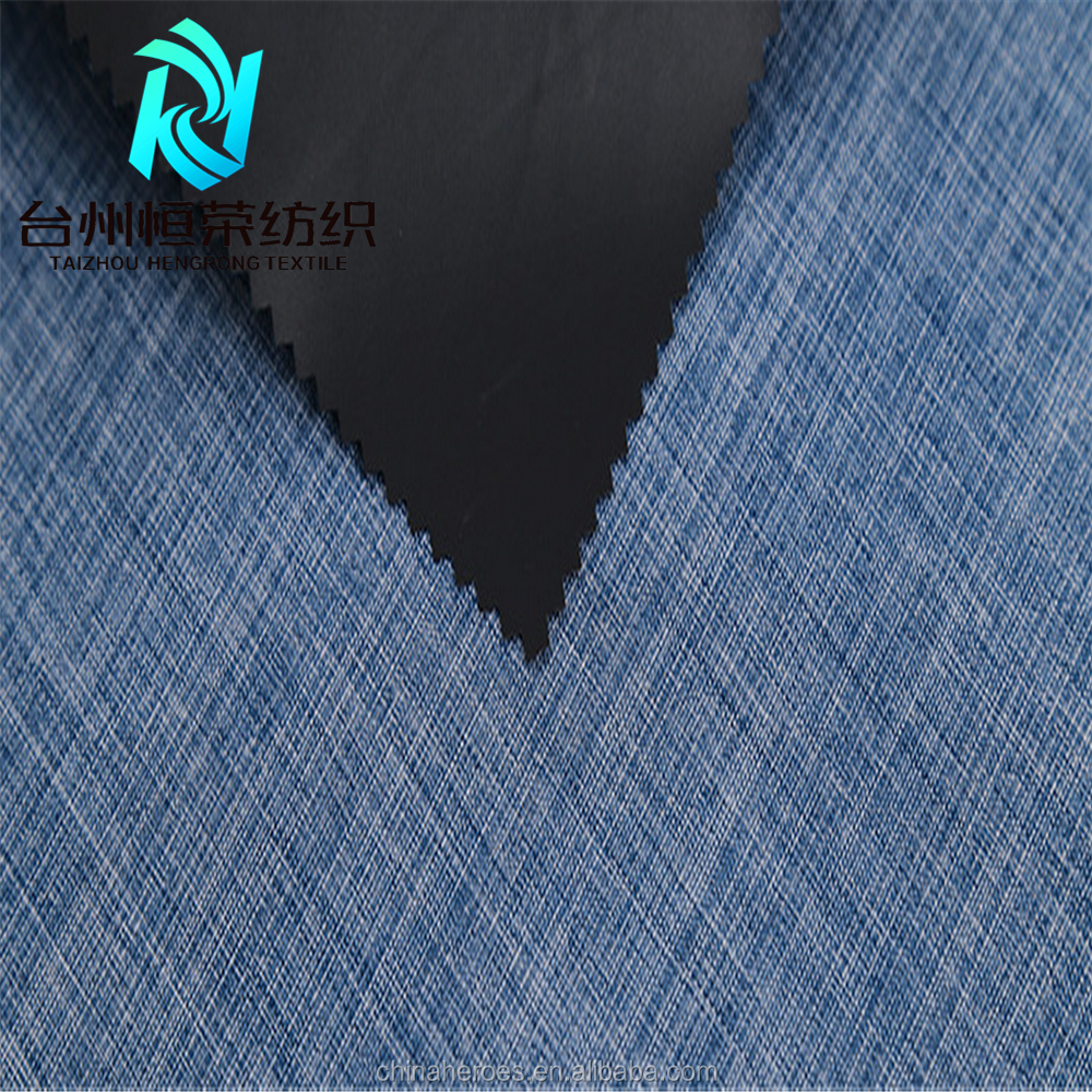 Newly design 300D 100% polyester Waterproof linen fabric