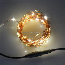 Home Decor Wedding Decorative Ultra Thin Copper Wire LED Lights