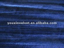 2012 new design 100% polyester embossed cut velvet upholstery fabric
