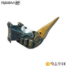 30mm-110mm thickness shank ripper for 1-40ton excavator