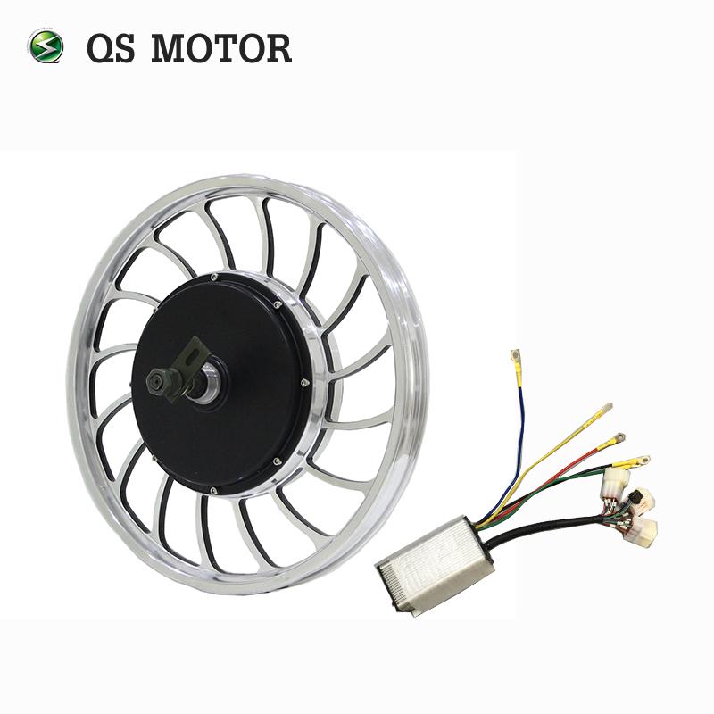 1000 Watt Electric Motor Kit: QS Motor 20 Zoll 1000 Watt Elektrische Fahrrad Kit/E Bike
