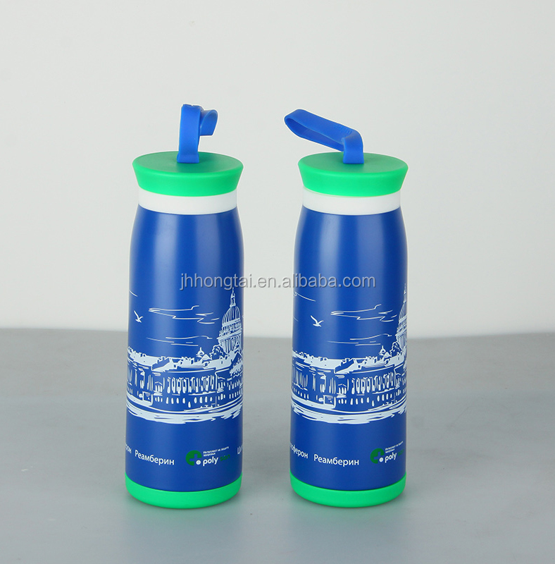 500ml special customized hot fuirt sports stainless steel water bottle hot sale fast supplier