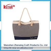 Shopping tote Crafts Classic string heavy duty canvas bags