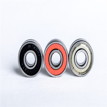 Deep groove hover board Carbon/Chrome Steel 608zz miniature ball bearing