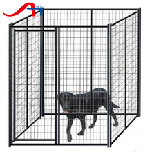 Galvanized Outdoor Dog House/Chain Link Dog Cage/Dog Kennel House(Factory&Exporter)
