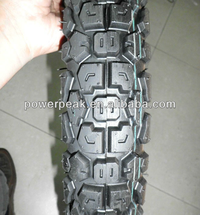 China off road motorcycle tires 3.00-18