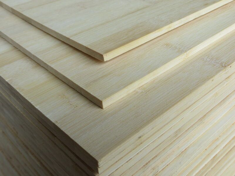 Indoor usage 3mm bamboo plywood E0