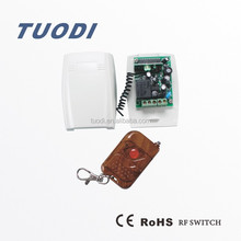 TDL-T11 remote control on off switch for electric device fixed code remote control switch 220v 1 channel