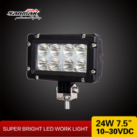 Sanmak Best Quality Water Proof CE,RoHS,IP67,SGS,TUV auto led working lighting
