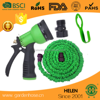 lowest price best quality as seen on tv shrinking garden hose/ snake garden hose/retractable garden hose zhejiang Factory