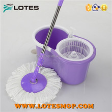LOTES telescopic handle mop Magic cleaning bucket Magic mop in india 360 microfibre pedal for magic mop bucket