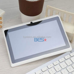 "Hi, This is a hot sale tablet that can make money for you, have a look at Boxchip A13 Single Core wifi 7inch 7"" tablet"