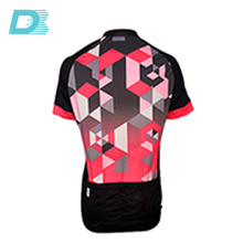 High Quality Dri Fit 100% Polyester Women Cycling Jersey Pro Team