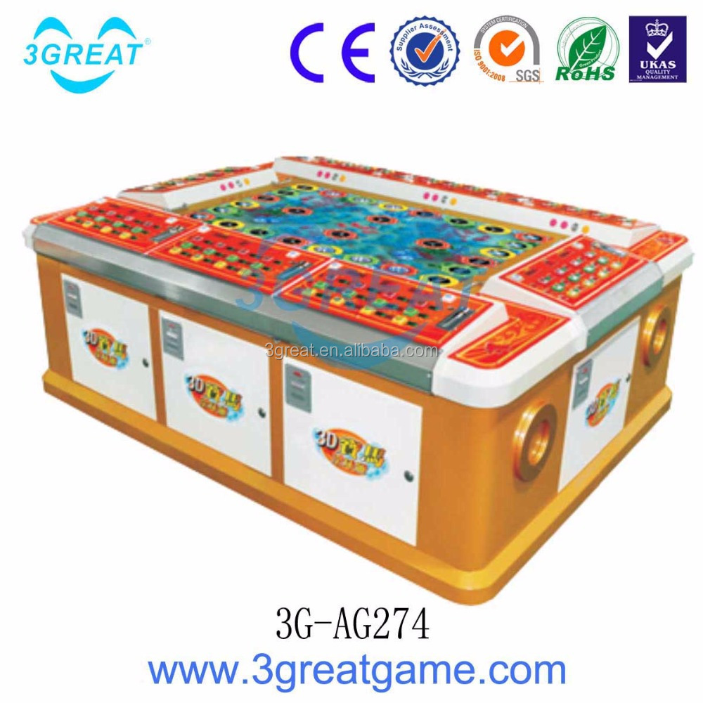 Top grade most popular Ferghana horse game machine arcade fishing game in casino for sale