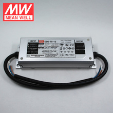 Constant Voltage + Constant Current Mean Well ELG-75-36 IP67 Class 2 2.1A 36VDC LED Driver
