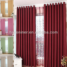 fashionable continuous blackout curtain fabric