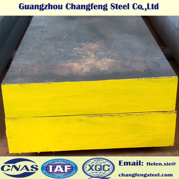 P21/NAK80 Alloy Steel Plate For High Percision Mirror Plastic Mould