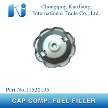 1.5hp generator parts buckle steel fuel filler cap