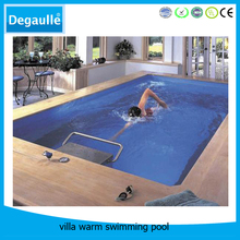 Villa Pool Cost Small Swimming Pool Design Villa Warm Pool With Endless Machine