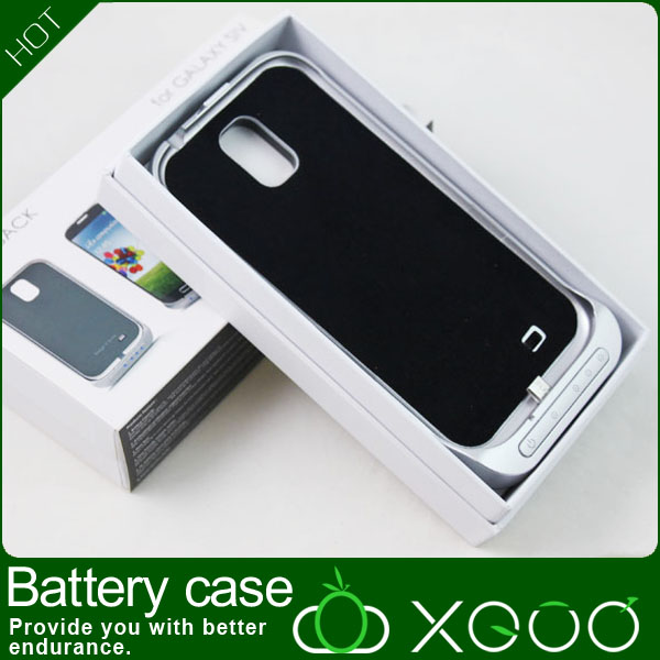 Meets CE hot sale for galaxy s4 battery case