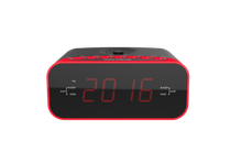 "Factory hotting 1.2"" LED display PLL FM Radio, Dual Alarm Clock Radio,novelty alarm clock radio"