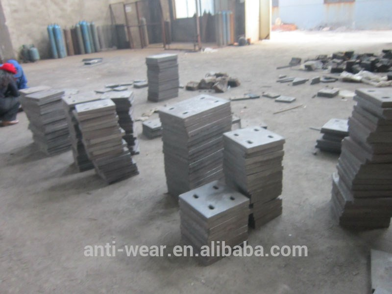 Ni-hard white Iron Wear Castings