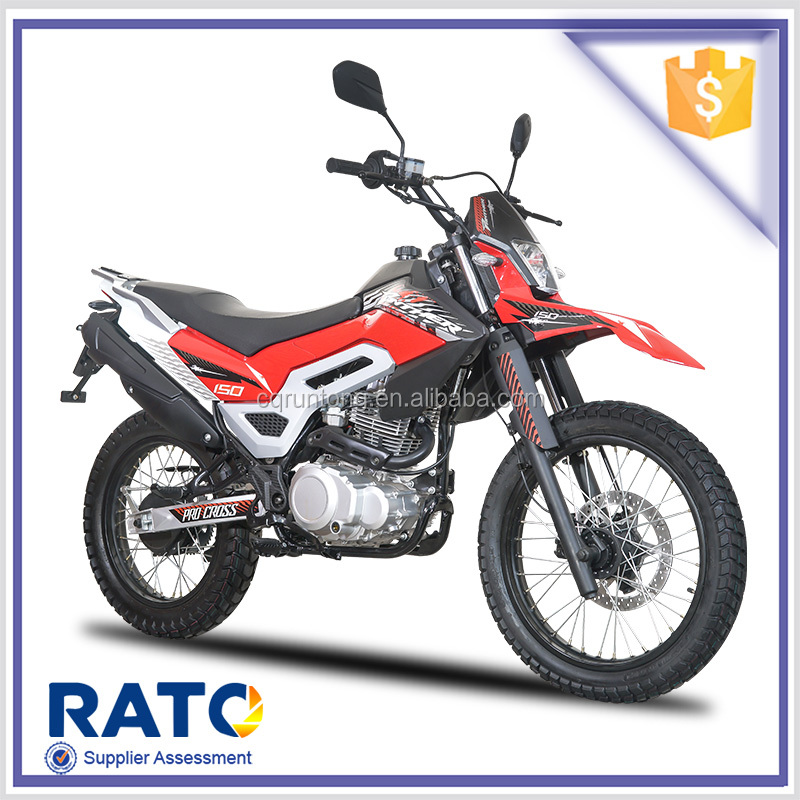 China cheap new unique 125cc 150cc 175cc 200cc 250cc dirt bike for adult